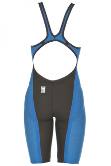 ARENA CARBON FLEX VX OPEN BACK IMPERIAL BLUE/DARK-GREY BACK