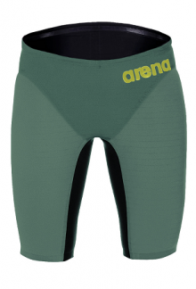 ARENA CARBON AIR JAMMER DARK-GREEN/FLUO-RED
