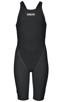 ARENA POWERSKIN ST 2.0 OPEN BACK JR BLACK