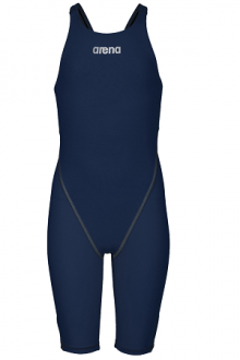 ARENA POWERSKIN ST 2.0 OPEN BACK JR NAVY