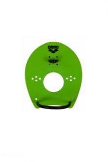 Arena hand paddle green
