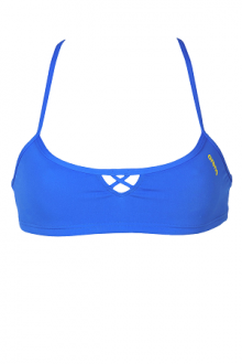 Arena Bandeau Be pixblue-yellow