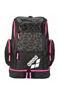 ArenaSpiky 2 Large Backpack black x-pivot-fuchsia
