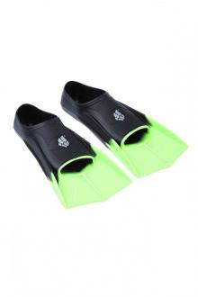 Mad Wave Fins Training Black/green