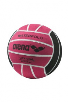 Arena waterpolo ball size 4 fuchsia