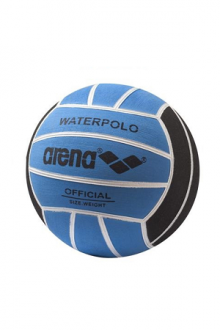 Arena Waterpolo ball size 5 blue