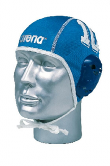 Arena Waterpolo Cap 1-15 Blue/red