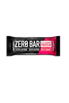 BioTechUSA Zero bar 50G Rasberry cheese cake