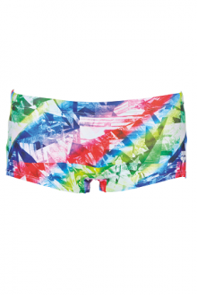 Arena M Glitch Low Waist Short Multicolor