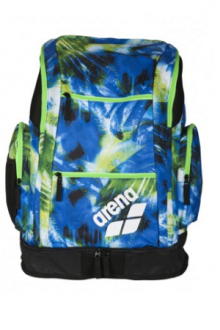 Arena Spiky 2 Large Backpack AO Palms-blue