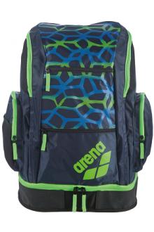 Arena Spiky 2 Large Backpack Spider Spider-navy-fluogreen