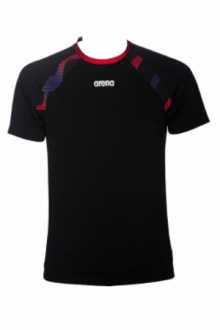 Arena M Performance Spider t-shirt Black-red