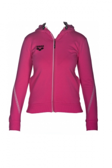 Arena W TL Hooded Jacket Fresia-rose