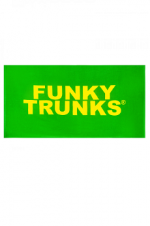 Funky Trunks Still Brasil handdoek