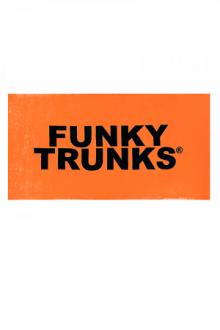 Funky Trunks Citrus Punch handdoek