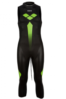 Arena M Tri Wetsuit Sleeveless black
