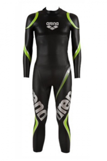 Arena M Triwetsuit Carbon Black