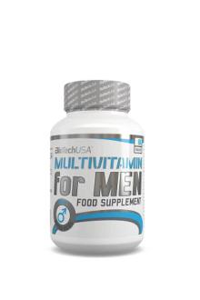 BioTechUSA Multivitamine mannen
