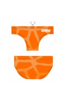 Arena WP Brief Spider NED orange