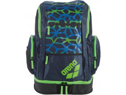 Arena Spiky 2 Large Backpack Spider spider-navy-fluogreen