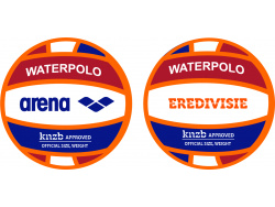 Arena Water Polo Ball Size 5 eredivisie