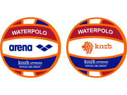 Arena Water Polo Ball Size 4 knzb