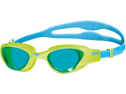 Arena The One Jr lightblue-lime-blue