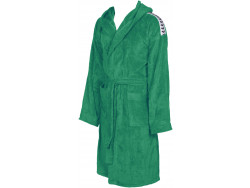 Arena Core Soft Robe green-white