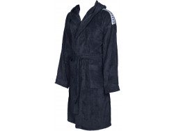 Arena Core Soft Robe navy-white