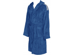 Arena Core Soft Robe royal-white