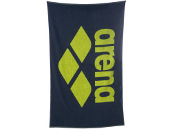 Arena Pool Soft Towel shark-lime soda
