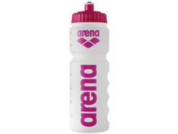Arena Water Bottle (75cl) clear/pink