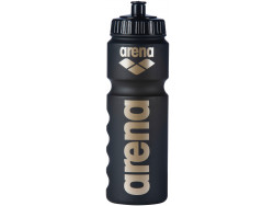 Arena Water Bottle (75cl) black/gold