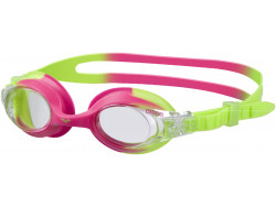 Arena X-Lite Kids green/pink/clear
