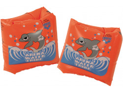 Arena Roll-Up Armband 3/12 Years nectarine