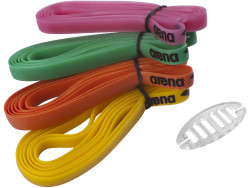 Arena Racing Goggles Silicone Strap Kit multicolour