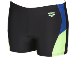 Arena M Ren Short black-royal-shiny-green
