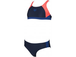 Arena G Ren Two Pieces navy-shiny-pink-royal