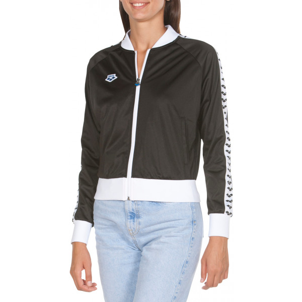 Arena W Relax Iv Team Jacket black-white-black