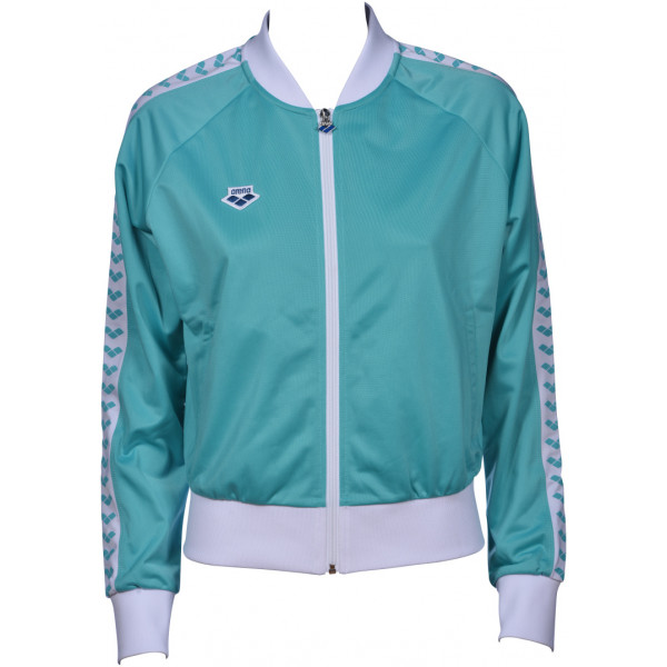 Arena W Relax Iv Team Jacket mint-white-mint