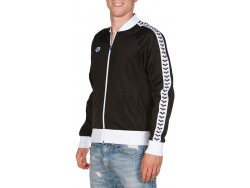 Arena M Relax Iv Team Jacket black-white-black