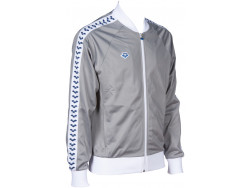 Arena M Relax Iv Team Jacket silver-white-navy