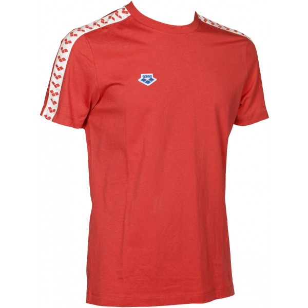 Arena M T-Shirt Team red-white-red