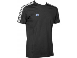 Arena M T-Shirt Team black-white-black