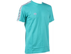 Arena M T-Shirt Team mint-white-espresso