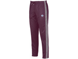 Arena W 7/8 Team Pant red-wine-cool-grey