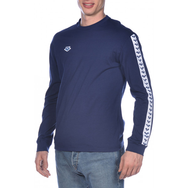 Arena M Long Sleeve Shirt Team navy-white-navy