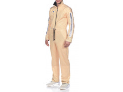 Arena Cargo Jumpsuit Diamonds white-yellow