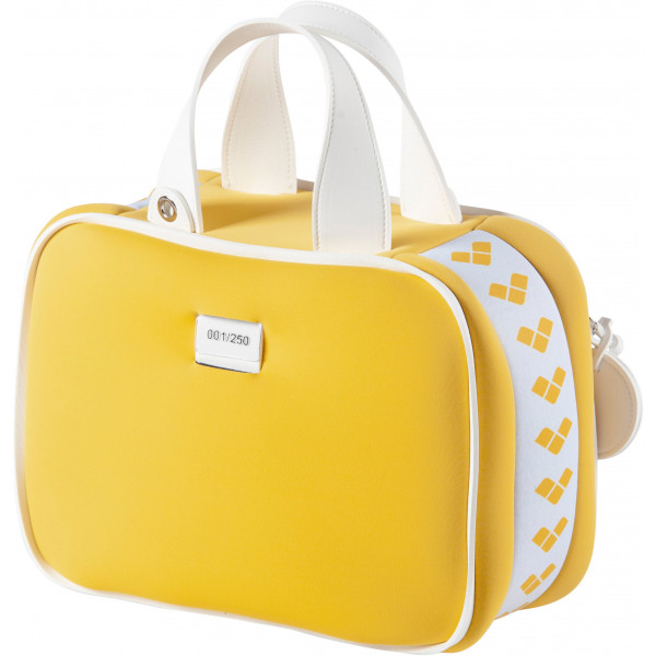Arena Icons Midi Box Bag yellow