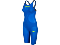 Arena W Pwsk Carbon Air2 FBSLO blue-yellow